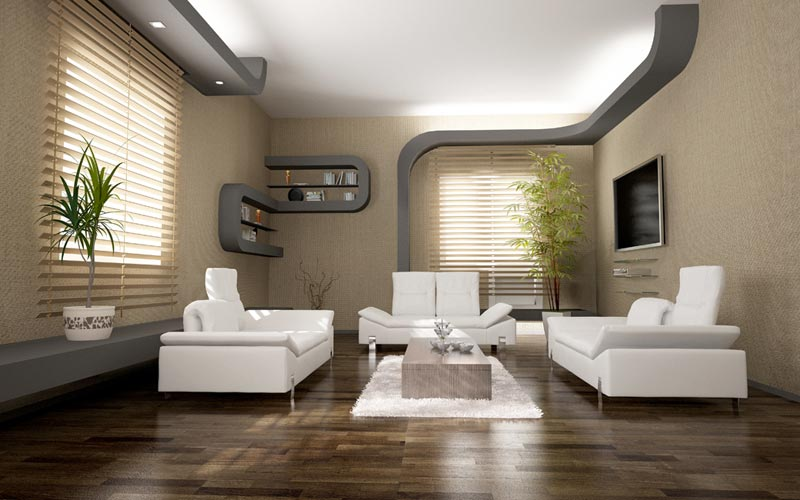 Captivating Home Theater Interior Designs