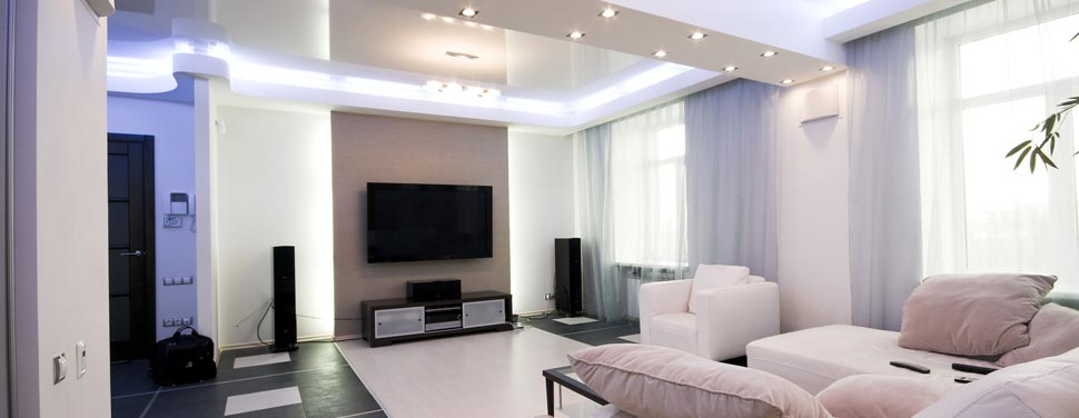home theater interior designs - Home Interior Design India Photos