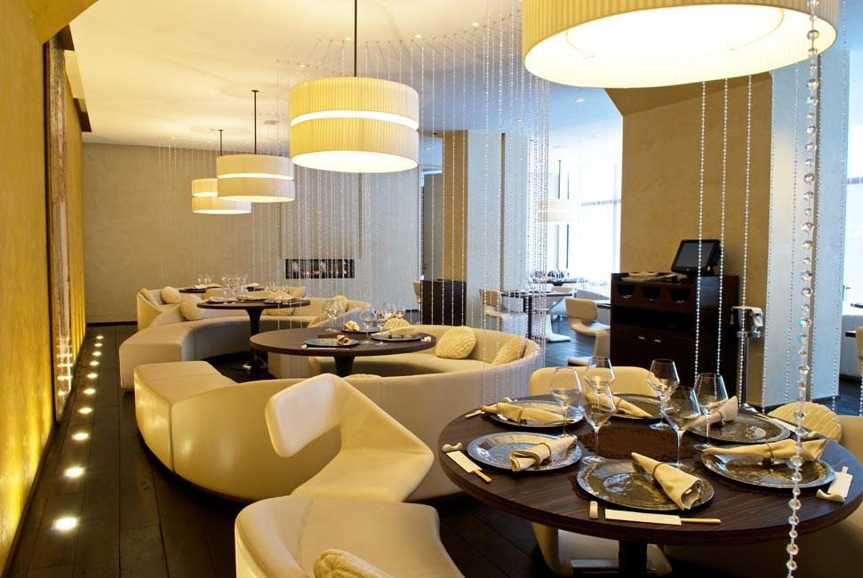 Дизайн для ресторанов и гостиниц