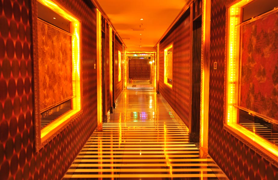 Indian Themed Restaurant Interior Designers In Delhi