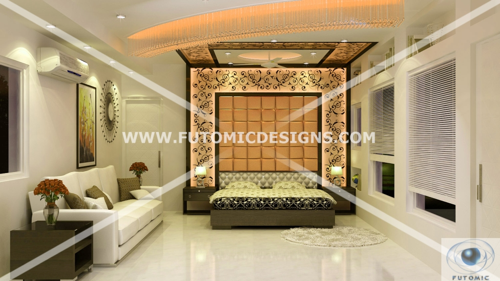 Master Bedroom Designs By Futomic Designs In Noida India