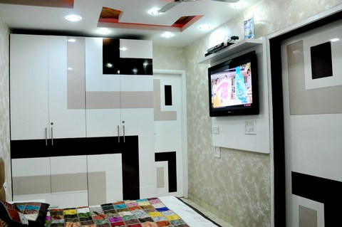 Expert Bedroom Designs By Futomic Designs In Noida India