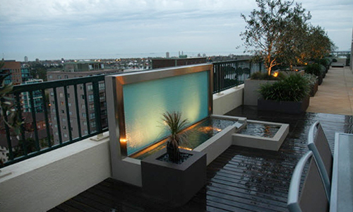 Terrace Garden Designers in Delhi NCR, India - Futomic Designs