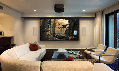 Professional Home Theatres In Delhi Ncr